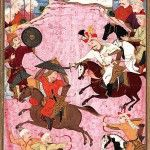 398px-The_Battle_between_Shah_Ismail_and_Shaybani_Khan